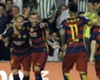Real Betis 0-2 Barcelona: Back in first