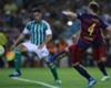 """As reações de Real Betis 0 x 2 Barcelona: """"Um jogo a menos e três pontos a mais"""""""