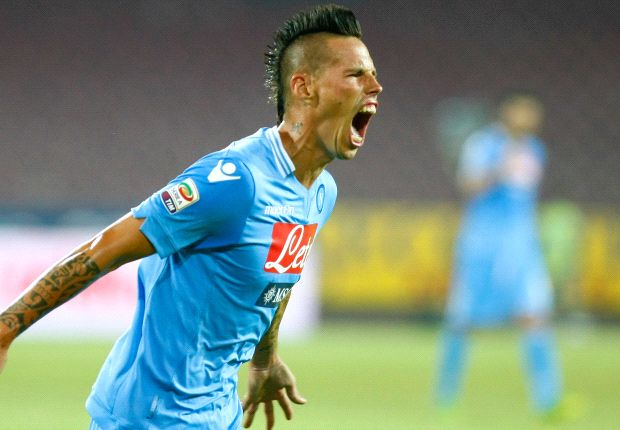 Hamsik vows to challenge for title with Napoli