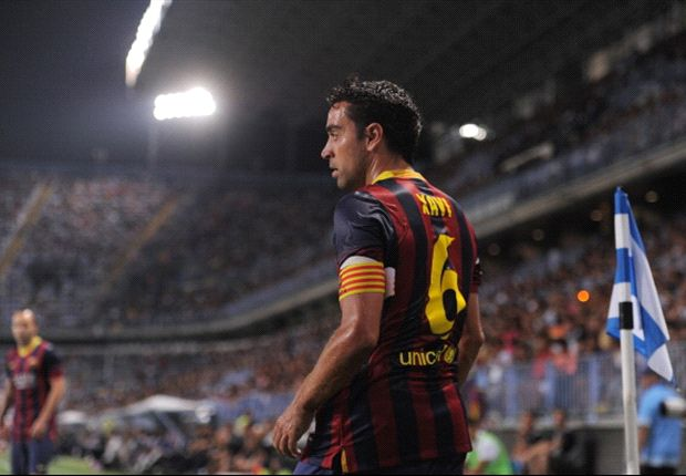 Xavi hungry for more Barcelona success
