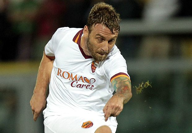 Garcia: Too late for Manchester United to buy De Rossi