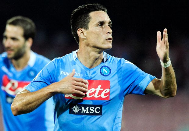 Callejon backs Napoli title charge