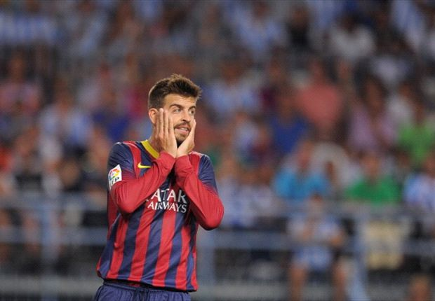 Referees must protect Barcelona, says Pique