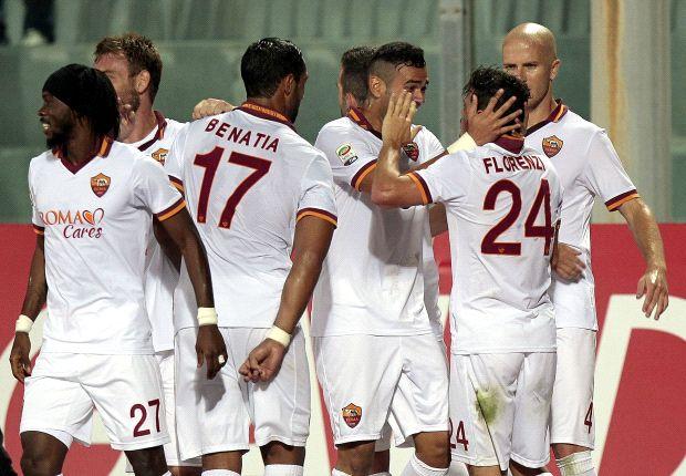 Ai giocatori della Roma il compito di aprire la domenica di A