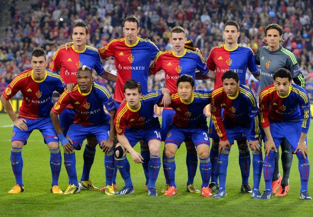 Basilea ganó también en casa y jugará la fase de grupos.