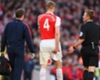 Mertesacker injury gives Wenger timely reminder of what Arsenal lack