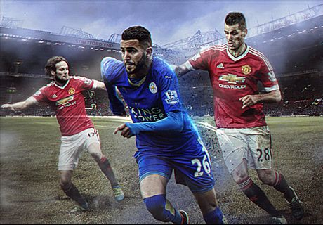PREVIEW: Man Utd - Leicester