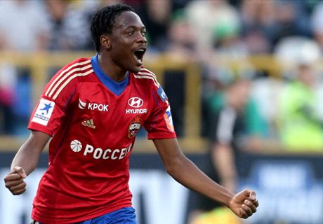 Ahmed Musa wins Super Cup with CSKA