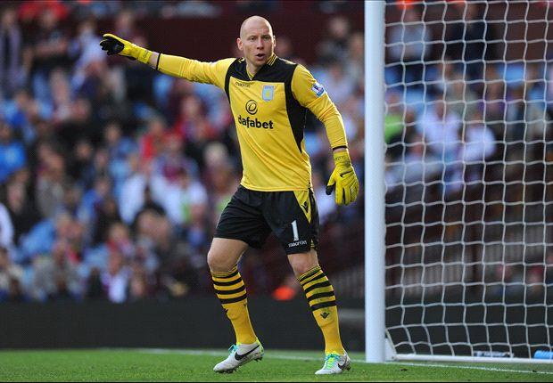 Guzan: Aston Villa massively different this season
