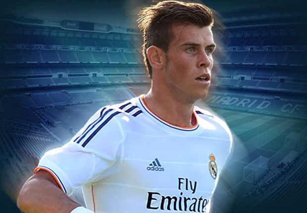 How Gareth Bale might look in a Real Madrid shirt