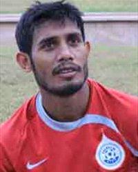 Syed Rahim Nabi, India International