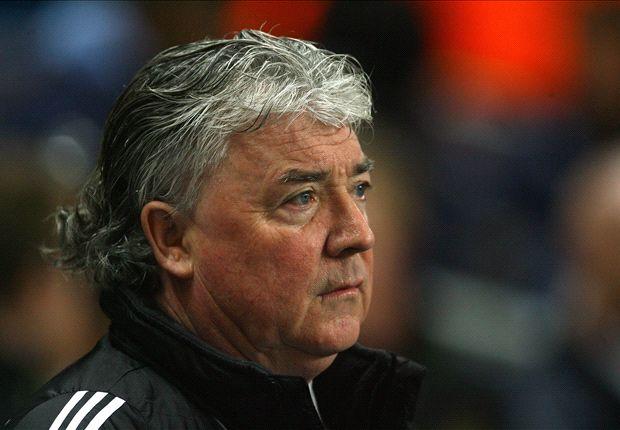Kinnear slams suggestions of Newcastle disharmony