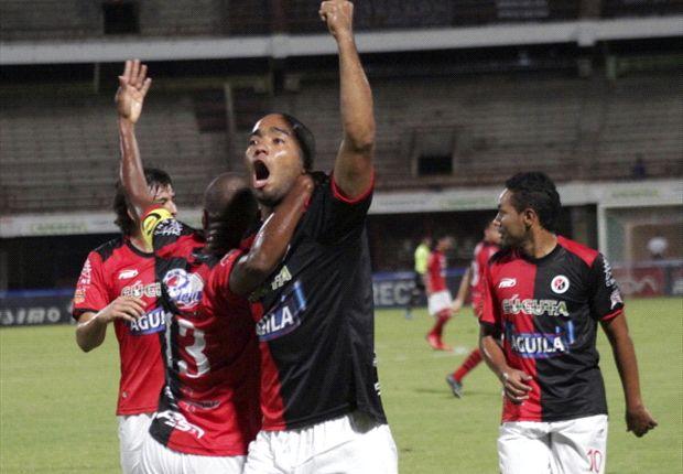 Cúcuta sacó un punto en el Metropolitano
