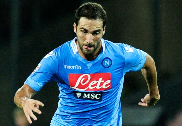 Higuain rushed to hospital