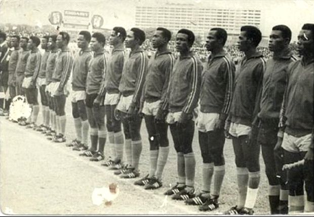 Ghana 1-100 India: The famous 'match' that never was