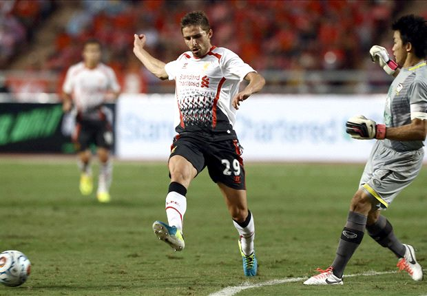 Rodgers: Borini will not leave Liverpool on loan