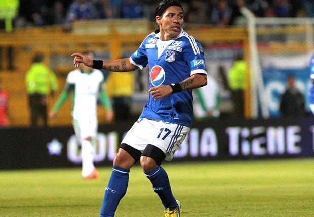 Dayro Moreno vuelve a ser la figura de la fecha Goal