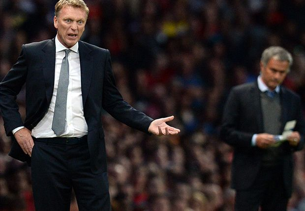 Mourinho: Manchester United 'trust' Moyes and will give him time