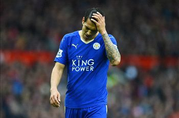Manchester United 1-1 Leicester City: Champagne on ice as Foxes draw
