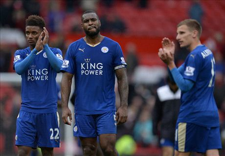 Man Utd makes Leicester wait for title