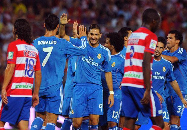 Granada 0–1 Real Madrid: A Benzema no le sacan de sus casillas