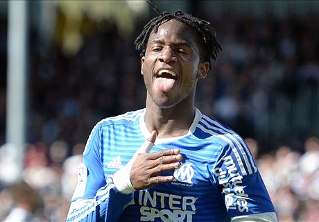 RUMOURS: Palace in €38m Batshuayi bid