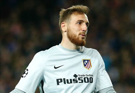 Oblak best of CL goalkeepers