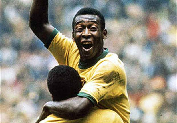 Over 50 per cent of Goal.com UK readers believe Brazilian legend Pele was a greater player than Diego Maradona