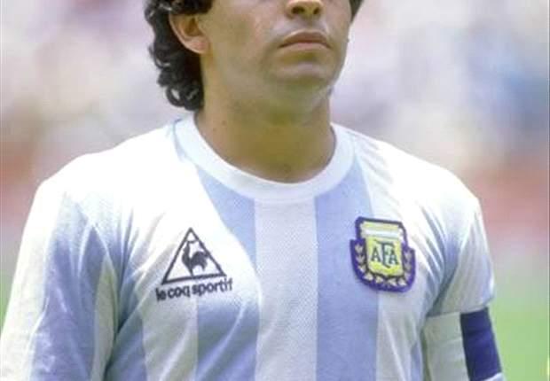 PROFIL: Legenda Bernama Diego Maradona