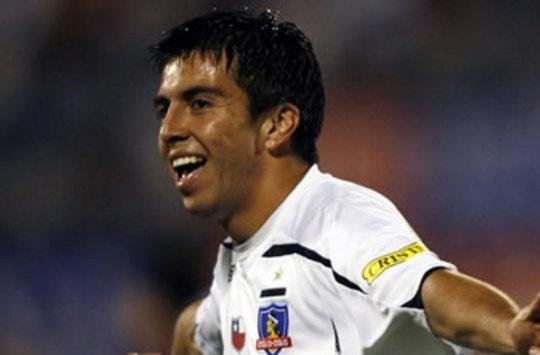 Gonzalo Fierro - Colo Colo