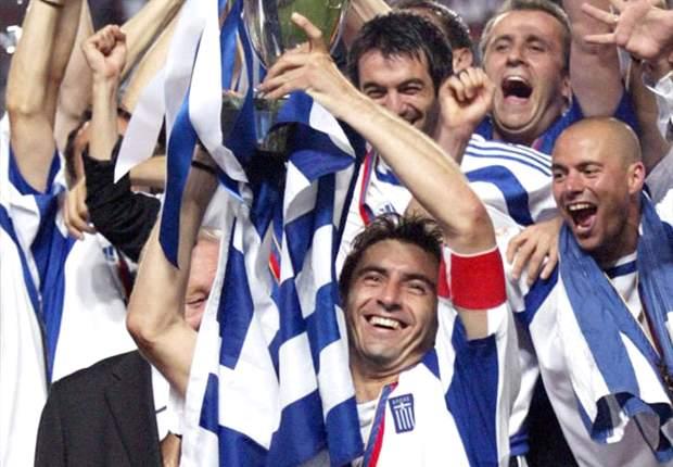 Euro 2004 Legends: Theodoros Zagorakis, Greece