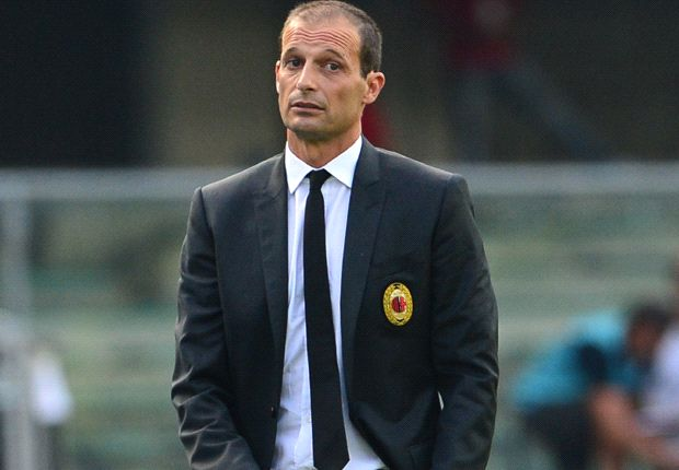 Allegri dreams of Italy job