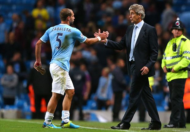 Zabaleta laments set-piece defending in Cardiff loss