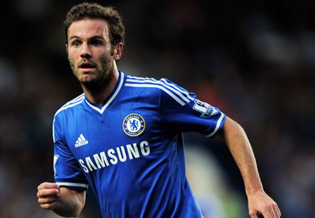 'I'm happy here' - Mata ends speculation over Chelsea future