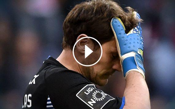WATCH: Casillas blunder costs Porto