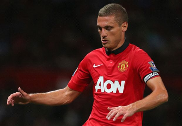 Vidic: No hairdryer treatment from Moyes yet