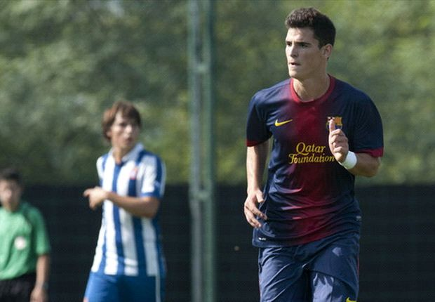 Juventus mull over move for Barcelona starlet Buenacasa