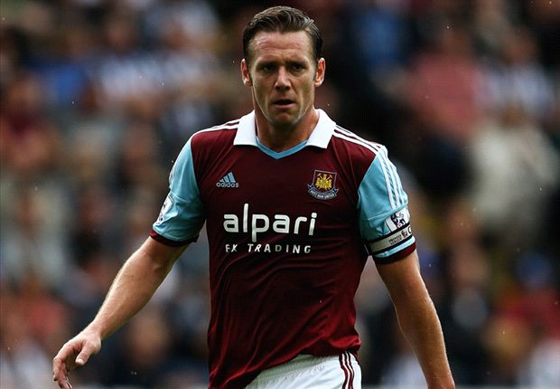 We can't afford to panic, says West Ham skipper Nolan