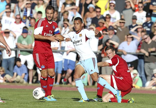 West Ham youngster Ravel Morrison eyes Capital One Cup chance