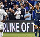 Dos Santos continues scoring streak