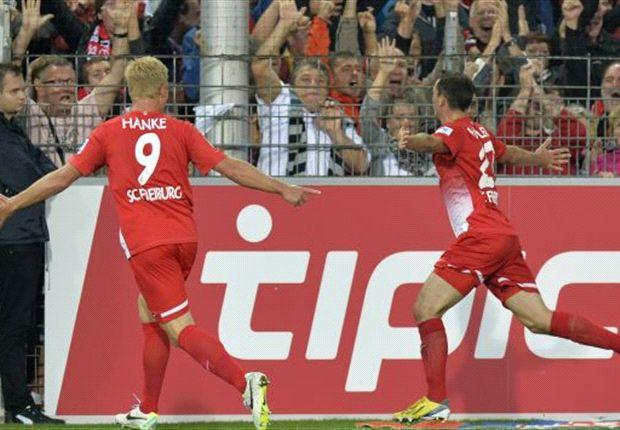 Bayern Münchens B-Elf lässt beim SC Freiburg Federn