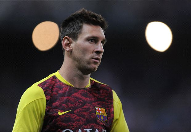 Martino: It's better for Messi to miss training then play well