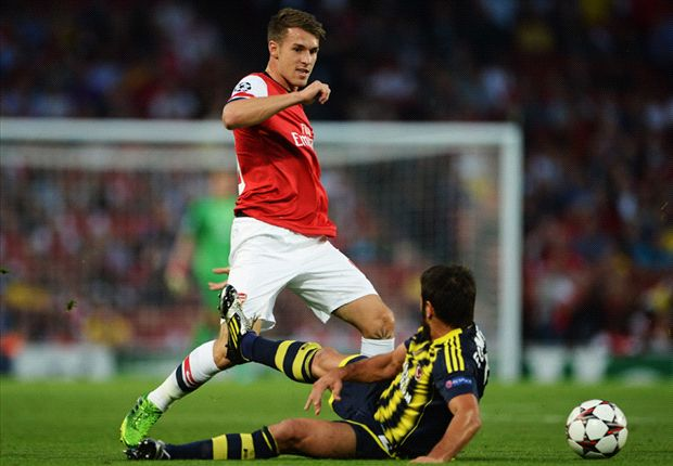 Fenerbahce fue eliminado por Arsenal en los playoffs de la Champions League.