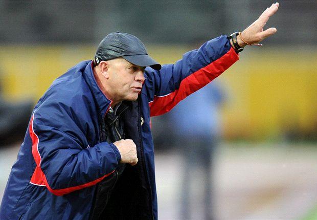 Ischia, en sus tiempos en Deportivo Quito. Vuelve a Ecuador tras dos años.