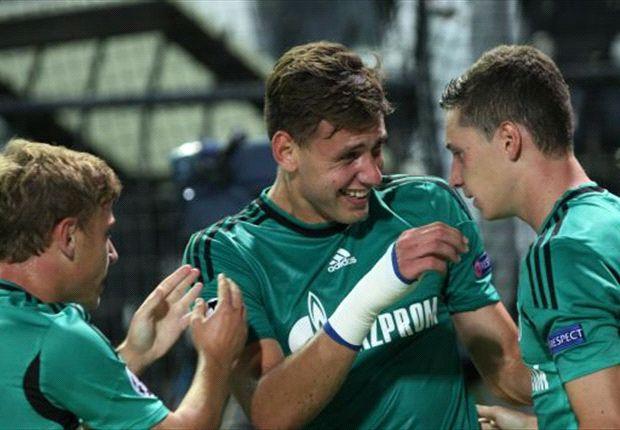 Schalke ist dank Draxler und Szalai in der Champions League