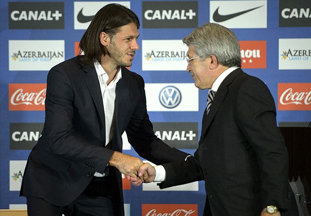 Manchester City confirm Demichelis signing