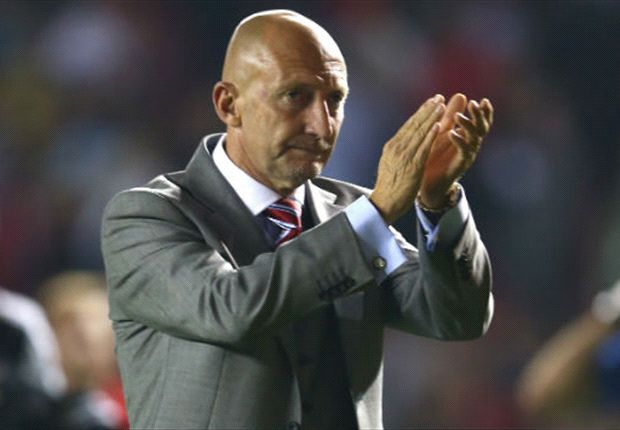 Crystal Palace deserve fresh start - Holloway