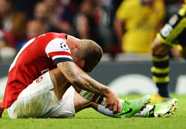 Wenger sweating on Ramsey and Wilshere injuries