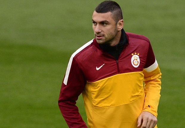 Lazio close in on Galatasaray's Burak Yilmaz