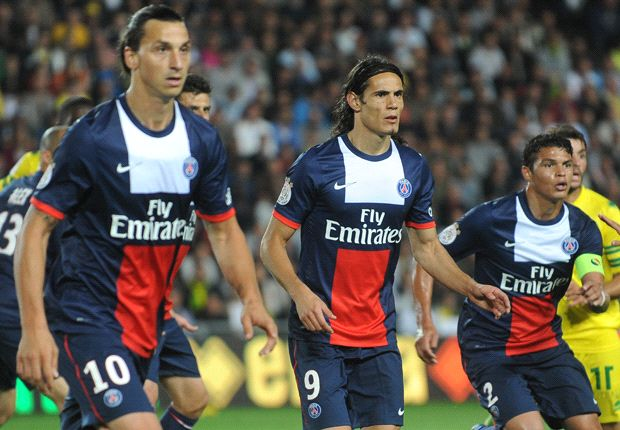 Reims-Paris Saint-Germain Preview: Cavani set for bench role